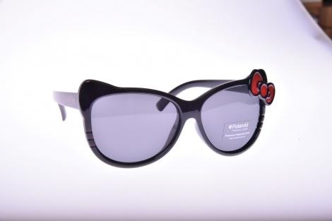 Polaroid Hello Kitty K0301B - Slnečné okuliare pre deti 4-7 r.