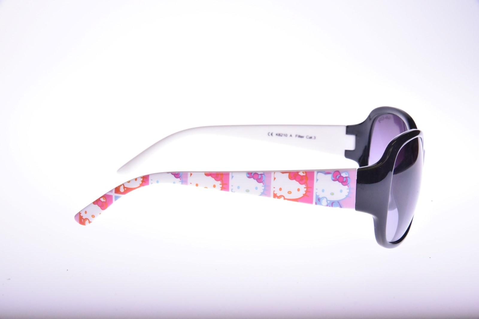 Polaroid Hello Kitty K6210A - Slnečné okuliare pre deti 8-12 r.