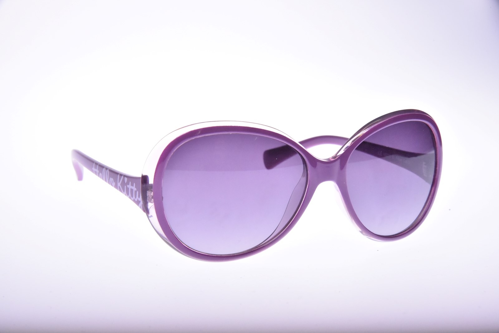 Polaroid Hello Kitty K6211B - Slnečné okuliare pre deti 8-12 r.
