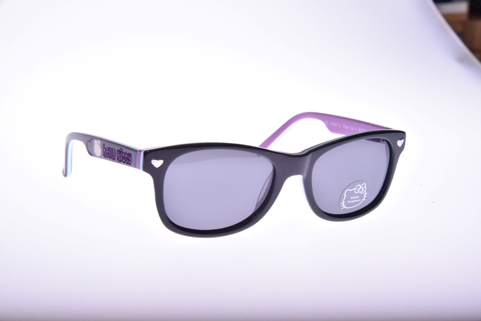 Polaroid Hello Kitty K9302C - Slnečné okuliare pre deti 4-7 r.