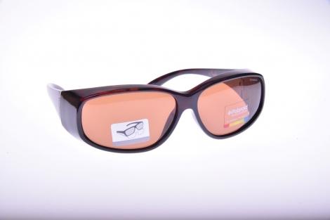 Polaroid Suncovers P0139B - Slnečné okuliare pre deti 4-7 r.