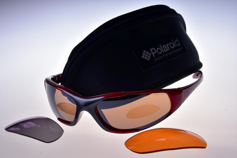 Polaroid Sport 7552B - Unisex slnečné okuliare
