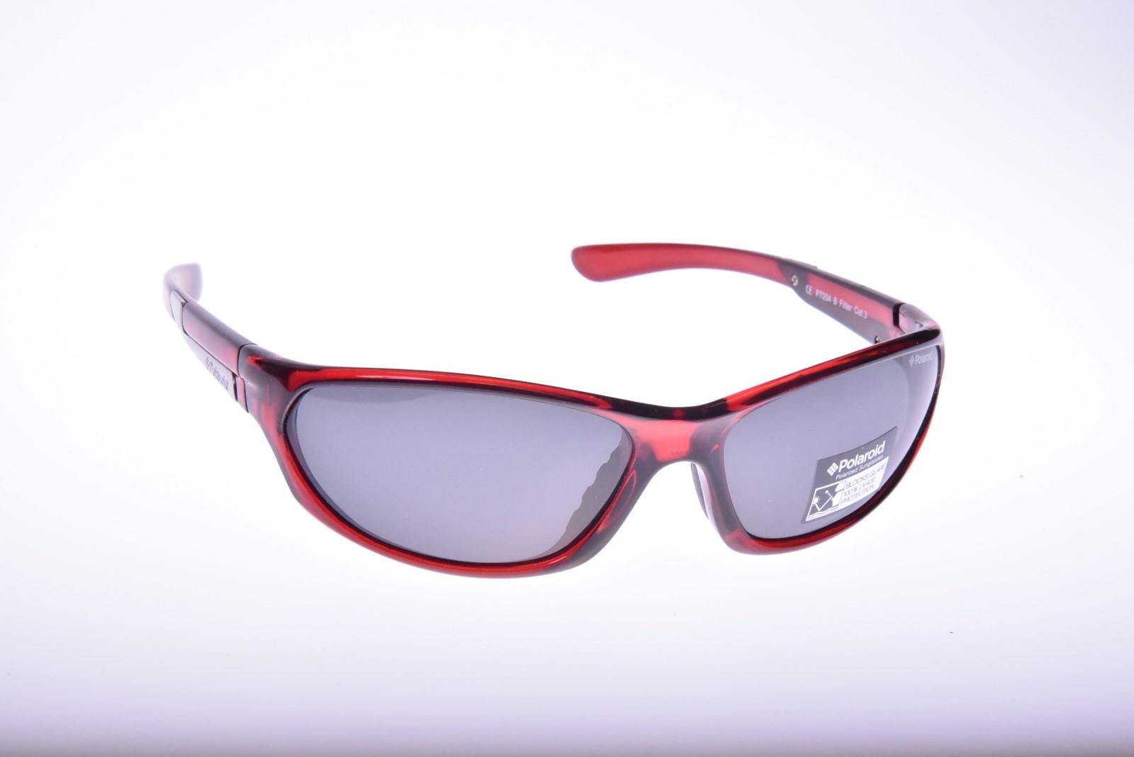 Polaroid Sport P7204B - Unisex slnečné okuliare