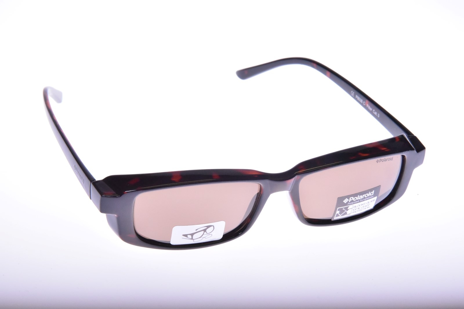 Polaroid Suncovers P8038C - Unisex slnečné okuliare