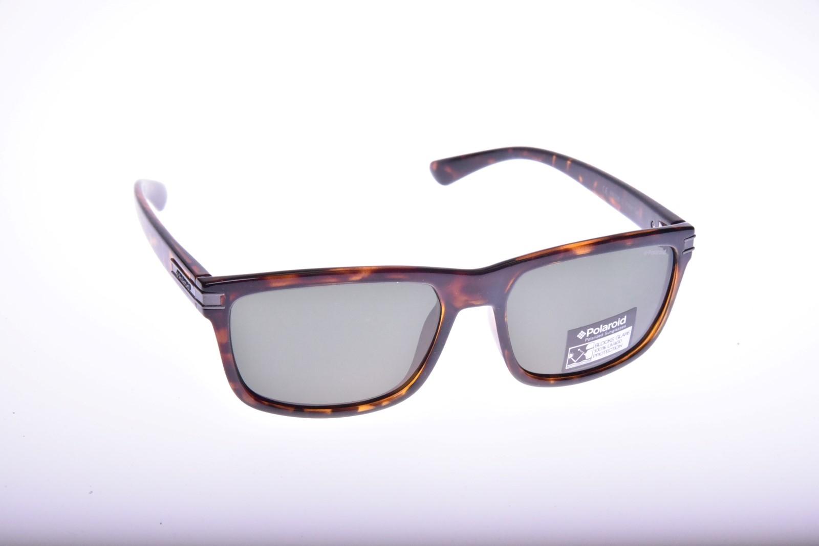 Polaroid Contemporary P8328B - Pánske slnečné okuliare