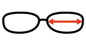 Šírka očnice